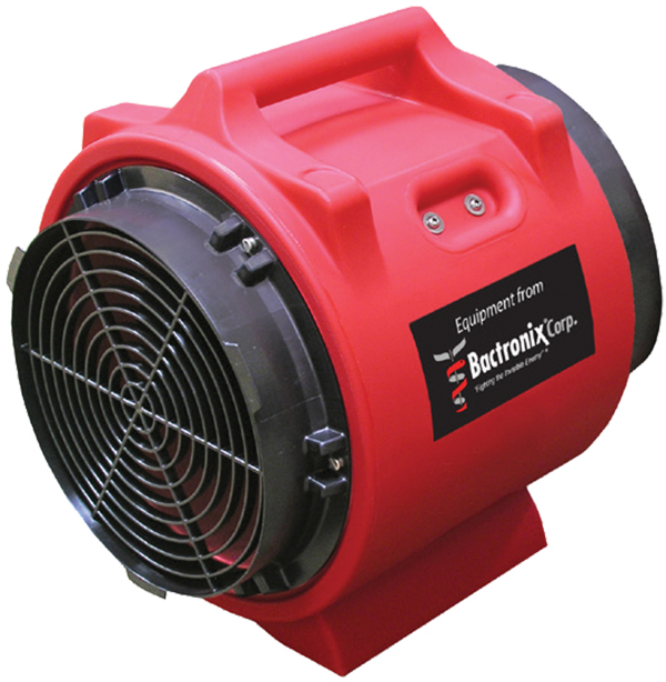 high capacity directional air movement blower